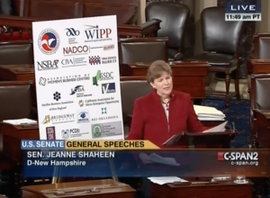 Senator Shaheen